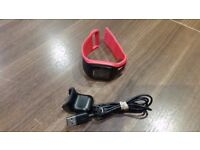 TomTom Runner Cardio GPS Watch - Black- Unboxed