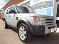 Land Rover Discovery 3 2.7TD V6 auto 2007 HSE Nav leather 7 Seats