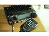 Yaesu FT2900e 75 WATTS boxed vhf fm 2 metre Ham radio transceiver