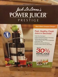 Wts power juicer
