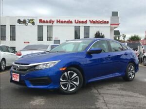 2016 Honda Civic Sedan LX  | 1.99% Financing