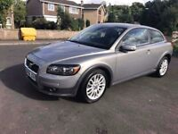 2008 Volvo c30 1.6d sh 1former keeper,drives great 07872346777