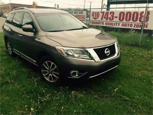 2014 Nissan Pathfinder SL,NAVIGATION,BACK UP CAMERA, 4WD,BLUETOO