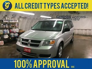2010 Dodge Grand Caravan SE*DUAL ROW STOW N'GO*BACK UP CAMERA*PI