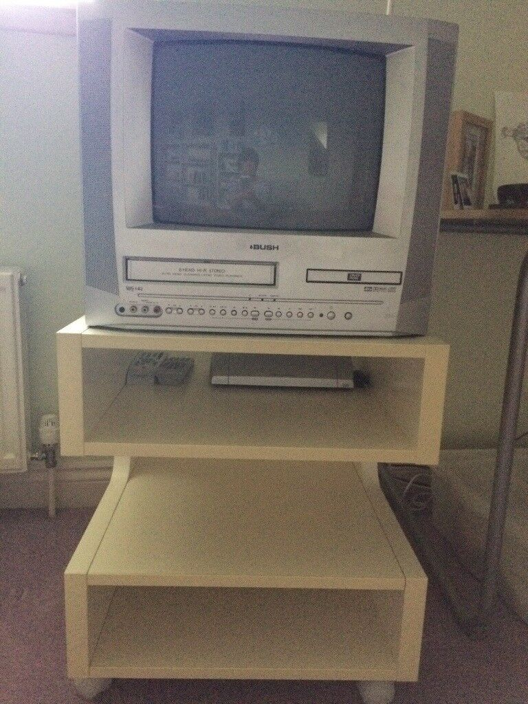 bush tv dvd video combi in south queensferry edinburgh gumtree. Black Bedroom Furniture Sets. Home Design Ideas