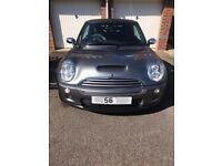Mini Cooper S convertible 1.6L supercharged r52, 1st gen best looking model. lots of extras