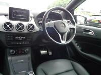 Mercedes-Benz B Class B200 CDI BLUEEFFICIENCY SPORT (white) 2014-09-16
