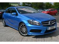 2014 Mercedes Benz A Class A180 CDI BlueEFFICIENCY AMG Sport 5dr 5 door Hatch...