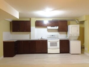 Newly renovated walk out basement whole unit for rent