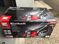 Einhell GC-PM 51/1S 51cm 3-in-1 Easy Start Self Propelled Petrol Lawnmower