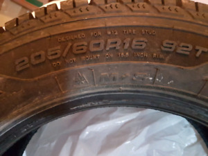 4 brand new Good Year - Winter Tires