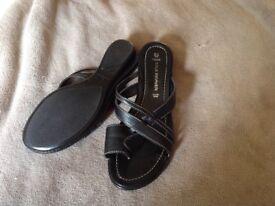 Sandals & M&S Footglove Shoes