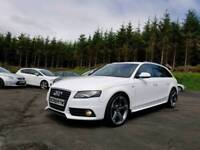 AUDI A4 S LINE TDI SPECIAL EDITION FINANCE & WARRANTY AVAILABLE