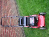LawnflitePetrol Lawnmower in GWO