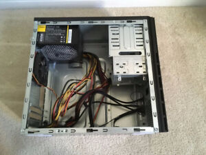 ANTEC CASE WITH WITH ANTEC POWER SUPPLY VP450