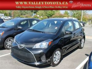 2016 Toyota Yaris LE Pre-Registered
