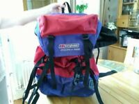 Berghaus Cyclopes II Guide Rucksack for sale Large Size Used but in good condition. No Offers