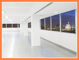Serviced Offices in * Moorgate-EC2V * Office Space To Rent