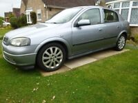 VAUXHALL ASTRA 1600 TWINPORT