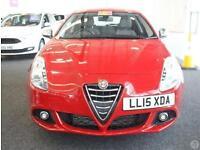 Alfa Romeo Giulietta 2.0 JTDM-2 150 Distinctive