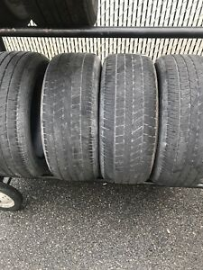 P225/55/R17  95V Goodyear eagle Rs-p 100$ for 4tires