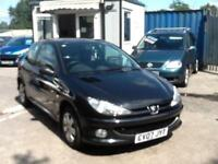 Peugeot 206 1.4 2005MY Look 1 PREVIOUS OWNER,APRIL 2018 MOT,ONLY 42000 MILES