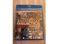 Battlestar Galactica Bluray DVD