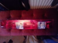 Brand New N/S rear light for Iveco Daily 06/14 plate. In box and original packaging .