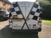 Complete Valeting Setup, Karcher, AutoGlym, Auto Finesse. Full Mobile Valeting Kit With Van
