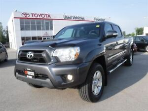 2014 Toyota Tacoma V6 TOYOTA CERTIFIED PRE OWNED