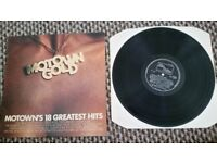 Motown Gold Vinyl , Diana Ross , Stevie Wonder, Micheal Jackson etc