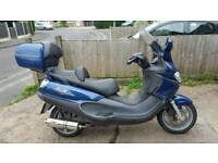Piaggio scooter 125 X9 2004 long MOT