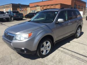 2010 Subaru Forester LTD/LEATHER/PANO ROOF