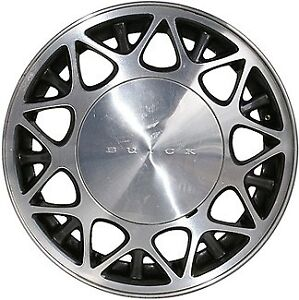 """Set of 4 GM 16"""" Alloy Rims and P225/60R16 Tires"""