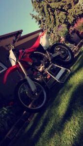 2007 Honda CRF150r (big wheel)