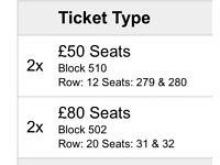 Ed Sheeran tickets London