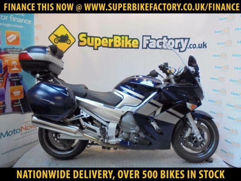 2007 07 YAMAHA FJR1300 AS