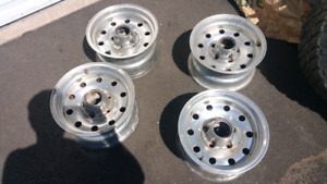 """15"""" Ford Truck rims for sale"""