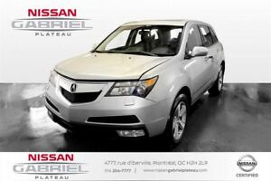 2012 Acura MDX Tech Package 7 PASSAGERS