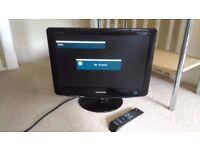 Samsung Syncmaster 932MW HD televsion