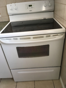 Kenmore smooth top stove