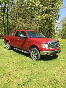 2012 Ford F -150 4x4