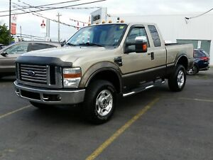 2010 Ford F-250 Lariat SuperCab 4WD