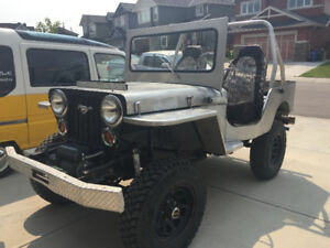 1946 Willys Jeep (Reduced for quick sale)