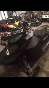 Mxz 600 rs snowcross