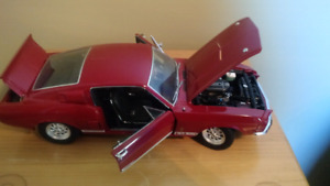 Rare 1:18 Diecast Mustang Shelby