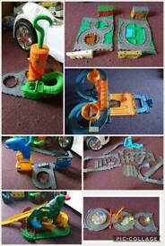 Reduced for quick sale! Thomas the tank take n play bundle