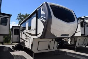 2018 Montana - 5th Wheels 3810MS