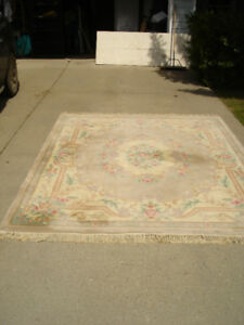 Larger Area Rug $60 Delivery Available