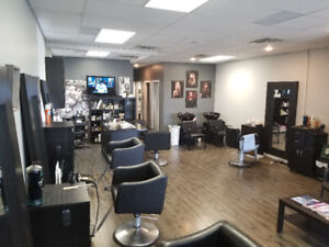Busy Turnkey Hair Salon for Sale